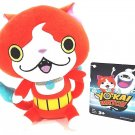 YO-KAI WATCH - JIBANYAN - PLUSH - JAPANESE - CARTOON - ANIME -TOY - BRAND NEW