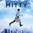 THE SECRET LIFE OF WALTER MITTY - BLU-RAY - DVD - NEW - BEN STILLER - COMEDY