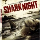 SHARK NIGHT - BLU-RAY - DVD - NEW - JAWS - HORROR - THE REEF - THRILLER - MOVIE