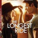 THE LONGEST RIDE - BLU-RAY - DVD - SCOTT EASTWOOD - BRAND NEW - ROMANTIC - MOVIE