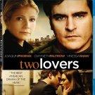 TWO LOVERS - BLU-RAY - DVD - JOAQUIN PHOENIX - NEW - DRAMA - ROMANCE - MOVIE