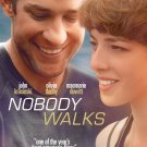 NOBODY WALKS - BLU-RAY - DVD - OLIVIA THIRLBY - NEW - ROMANTIC - COMEDY - MOVIE