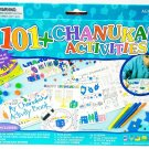 RITE LITE - 101+ CHANUKAH - ACTIVITIES - KIT - STICKERS - PUZZLES - BOOKS - NEW