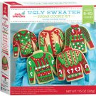 BRAND CASTLE - UGLY SWEATER - SUGAR - COOKIE - CUTTER - BAKING - KIT - BRAND NEW