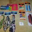 LOT~ELASTIC HEADBANDS~HEADWRAPS~ BASIC SOLUTIONS~#4