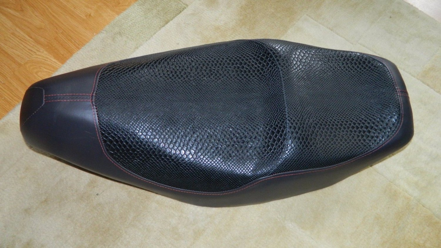 84 HONDA CH125 CH 125 ELITE SEAT, SADDLE