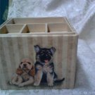 Dogs Designed Box In A Box with Removable Trays