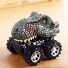 Tyrannosaurus - LeadingStar Creative Mini Dinosaur Vehicle Wind Up Toy Cute Play Car Toy