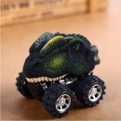 Double crown dragon - LeadingStar Creative Mini Dinosaur Vehicle Wind Up Toy Cute Play Car Toy