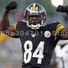 Pittsburgh Steelers 3ft x 5ft Polyester Banner Flying 3' x 5' ft with player flag banner