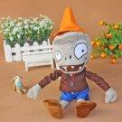 Hats Zombie Plush Toys Soft Stuffed Toys 30cm Plant VS Zombies 2 Plush Toy Doll