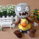 Duck Zombie Plush Toys Soft Stuffed Toys 30cm Plant VS Zombies 2 Plush Toy Doll