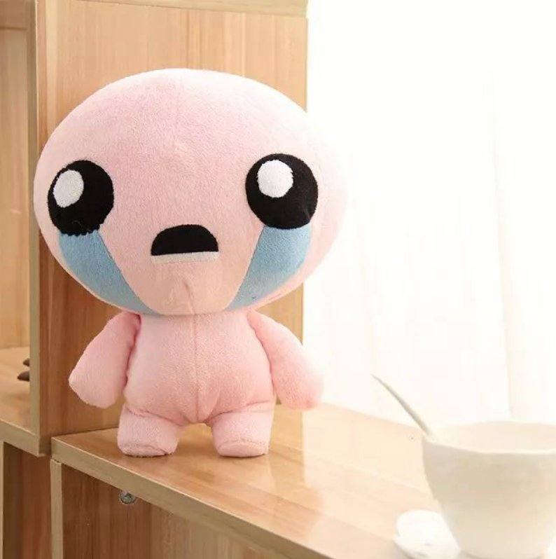 The Binding Of Isaac Afterbirth Isaac Stuffed Plush Toys ST1