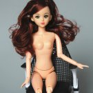 Wholesale 30cm Nude Naked doll Toy 12 Jointed Movable Flexible For Barbie Toy Doll