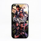 battle royale fortnite phone cases TPU+PC Black covers for iPhone X 6 7 8 plus 5 5s 6s se