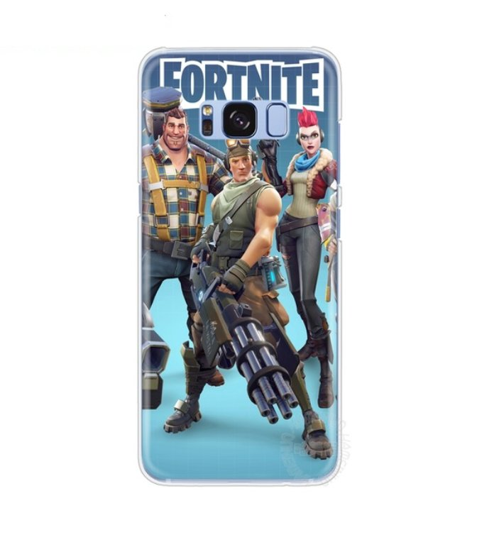 fortnite cell phone case cover for samsung galaxy s9 s7. Black Bedroom Furniture Sets. Home Design Ideas