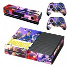 Fortnite Skin Sticker Decal For Microsoft Xbox One Console and 2 Controllers For Xbox One