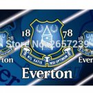 OFFICIAL EVERTON FC Flag 3x5FT MLS banner 100D 150X90CM Polyester