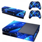 Controller Skin Sticker for XBOX ONE Gaming Console +2 Controller Sticker Decal Star High Quality