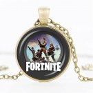 Game Fortnite Battle Royale Charm Pendant Necklace Gift Cool Keychain Toy Figure