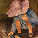 Chalk Artist 1 - Virginia Stull