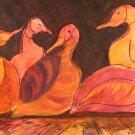 Goose Shelf - Mary Holderness