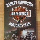 Wall Clock Motorcycles Harley Davidson