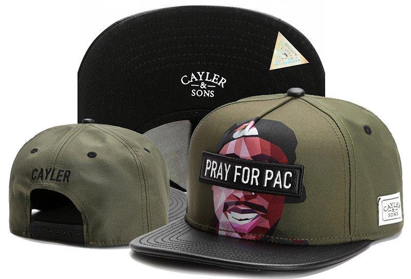 New Hip Hop Men's CAYLER Sons Triangle Cap adjustable Baseball Snapback Hat cap