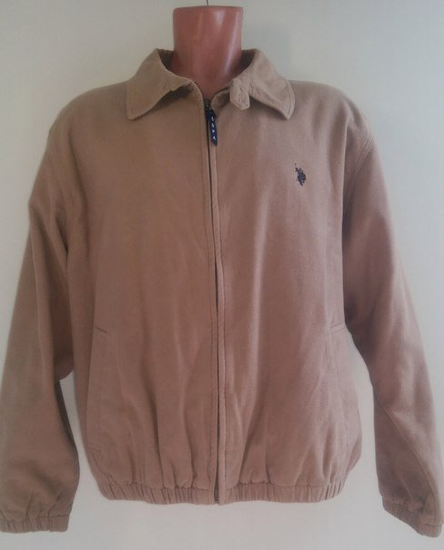 Polo Ralph Lauren Jacket L Coat Lightweight Cotton