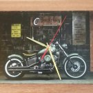 Wall Clock Back Bobber