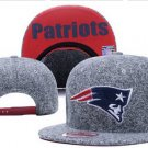 Baseball Cap New England Patriots NFL Snapback 9 Fifty Baseball Cap Grey