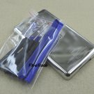 Thin 160GB Metal Back Rear Housing Case Cover Opening Tools for iPod 7th gen Classic
