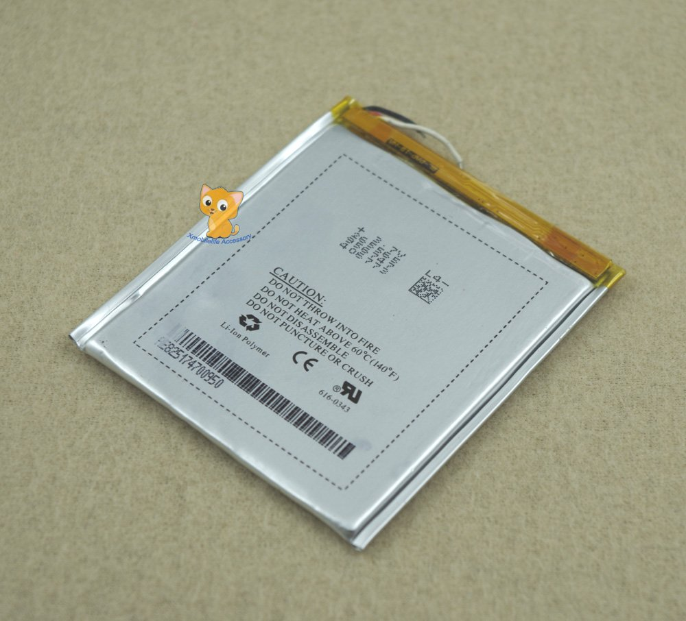 Internal Li-ion Polymer Battery for iPod Touch 1st gen Touch 1 8GB 16GB 32GB