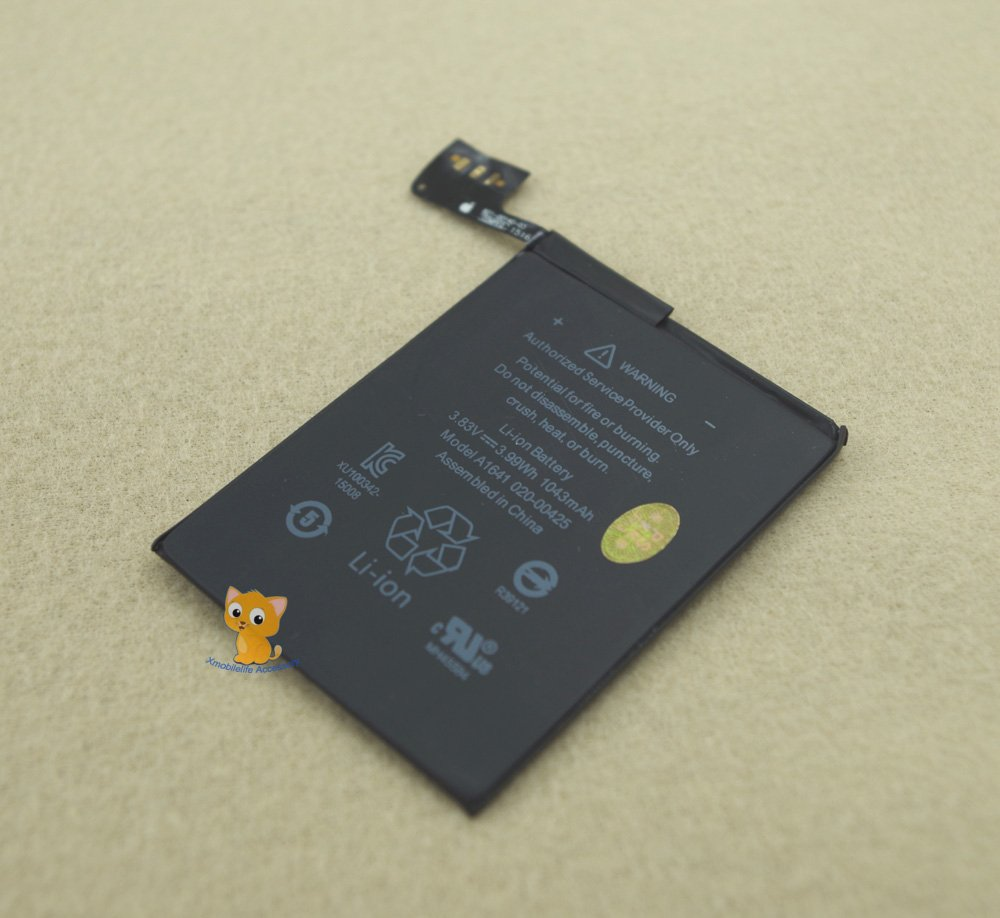 1043mAh Internal Li-ion Polymer Battery Replacement for iPod Touch 6th gen Touch 6 32GB 64GB 128GB