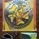 ZUMA 125 260mm  front brake upgrade kit - RRGS Chrome disk / rotor