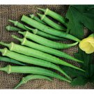 150 Perkins Long Pod Okra seeds * Heirloom * Non GMO * CombSH M45