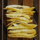 Bush bean Golden Wax 50 seeds * Heirloom * Non GMO * *SHIPPING FROM US* CombSH G42