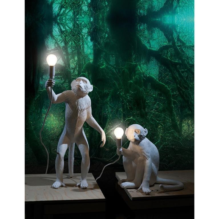 Monkey led Lamp