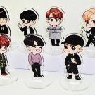 got7 7members/set  double face standee for free shipping