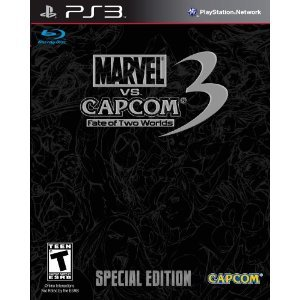 Marvel vs. Capcom 3: Fate of Two Worlds Special Edition Playstation 3 (PS3)