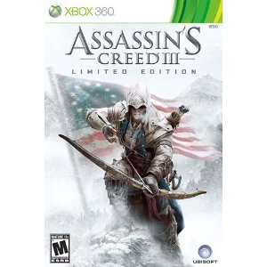 Assassin's Creed III Limited Edition Xbox 360