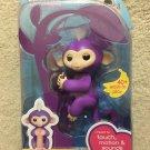 Fingerlings Monkeys Mia Purple