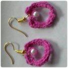 Little crochet Earring