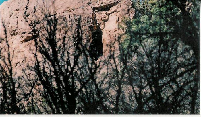 cave 1  8 x 10  framed