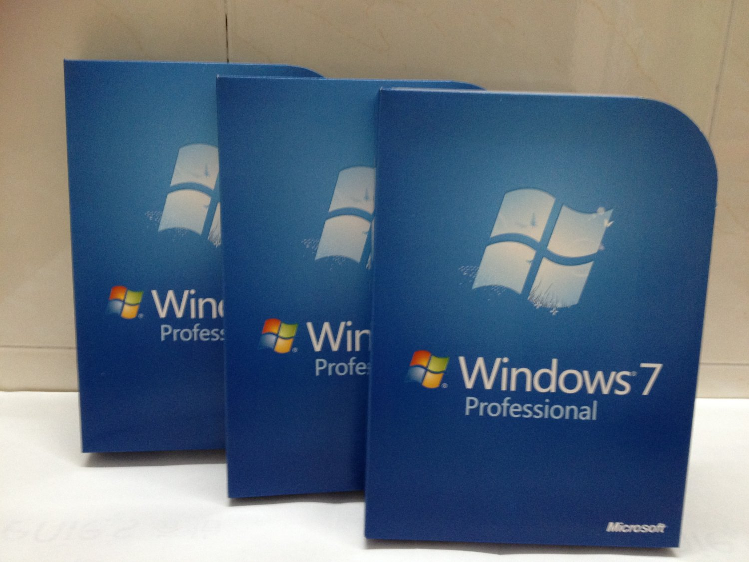 Windows 7 Professional (Disc Version)