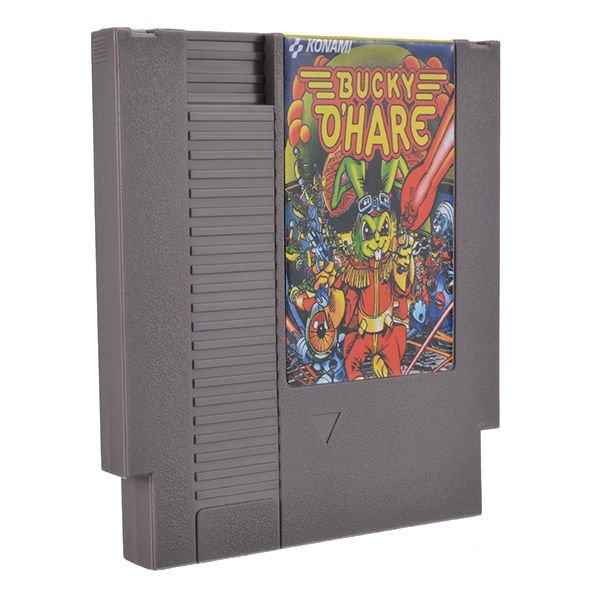 Bucky O'Hare 72 Pin 8 Bit Game Card Cartridge for NES Nintendo with NTSC & PAL