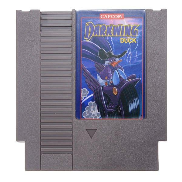 Darkwing Duck 72 Pin 8 Bit Game Card Cartridge for NES Nintendo