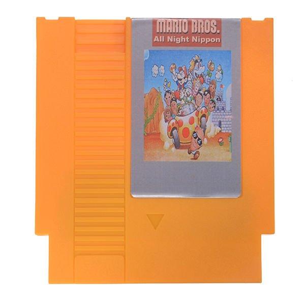 All Night Nippon 72 Pin 8 Bit Game Card Cartridge for NES Nintendo