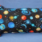 Planets Space Travel Pillow New with Tag