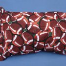 Football Travel Pillow New with Tag